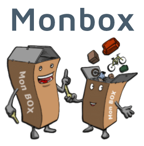 Monbox Garde meuble et espaces de stockage
