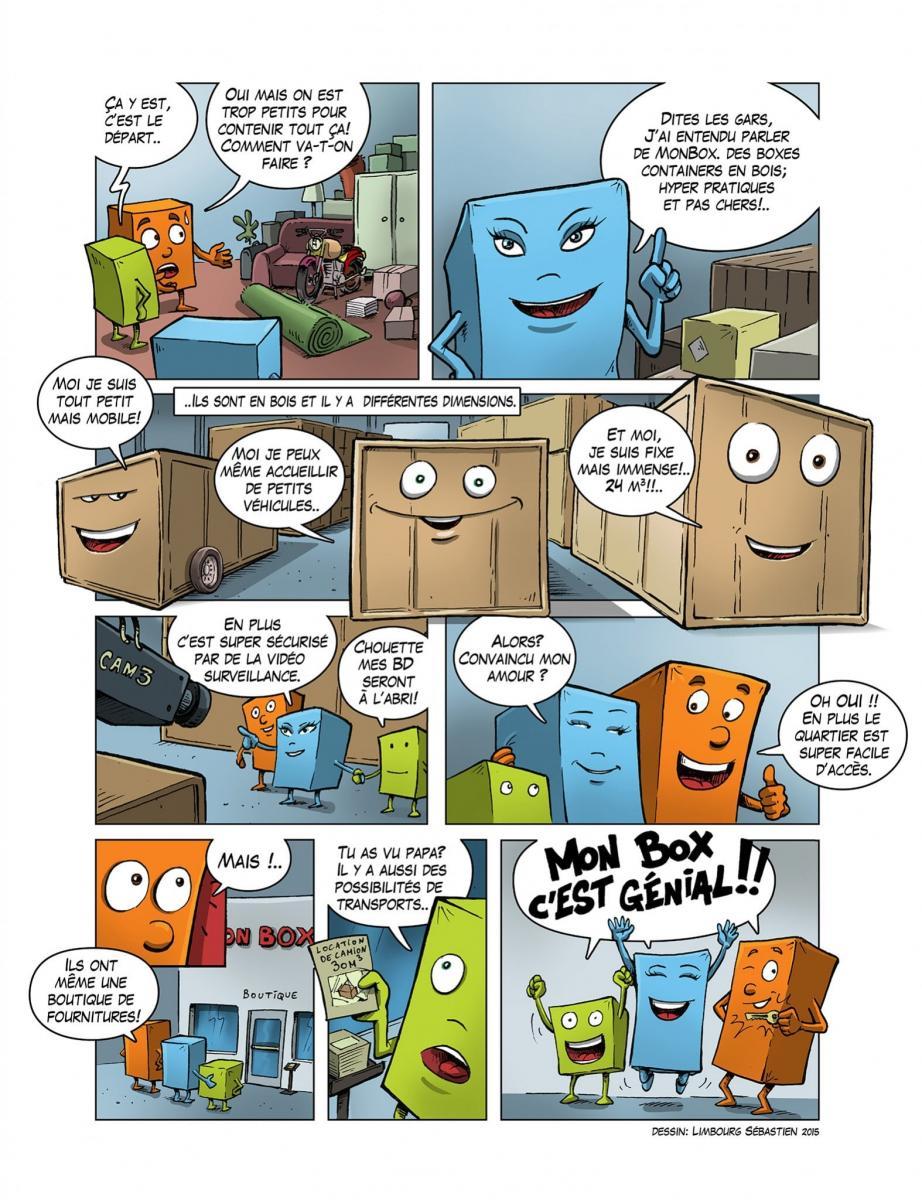 Monbox garde meubles d m nagement espaces de stockage for Garde meuble bruxelles